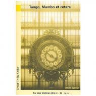 Kalke, E.-T.: Tango, Mambo et cetera
