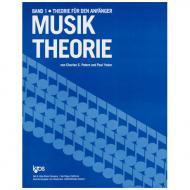 Peters / Yoder: Musiktheorie Band 1