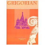 Grigorian, L.: Etüdenschule für Violoncello Komplettband (Band 1-3)