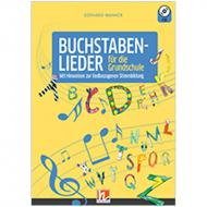 Wanker, G.: Buchstabenlieder (+CD)