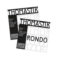 RONDO Cellosaiten Twin SET G&C von Thomastik-Infeld