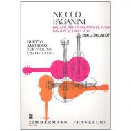 Paganini, N.: Duetto amoroso