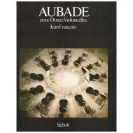Françaix, J.: Aubade (Morgenständchen)
