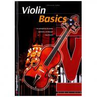 Galka, Chr.: Violin Basics – Der Anfängerkurs (+CD)