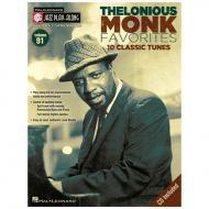 Thelonious Monk Favorites (+CD)