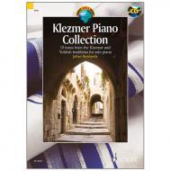 Rowlands, J.: Klezmer Piano Collection (+CD)