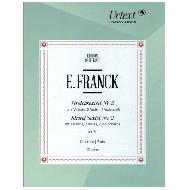 Franck, E.: Streichsextett Nr. 2 D-Dur Op. 50 Urtext
