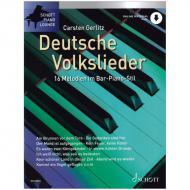 Gerlitz, C.: Deutsche Volkslieder (+Online Audio)