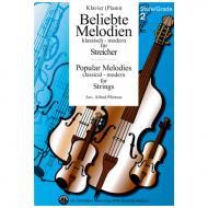 Beliebte Melodien: klassisch bis modern Band 3 – Klavierbegleitung