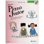 Heumann, H.-G.: Piano Junior – Duettbuch Band 2 (+Online Material)