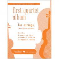 First Quartet Album for Strings