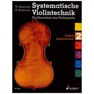 Zehetmair, H./Bergmann, B.: Systematische Violintechnik Band 2