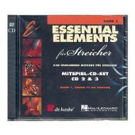 Allen, M.: Essential Elements Band 1 – CD 2 & 3