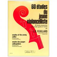 Feuillard, L. R.: 60 études du jeune violoncelliste