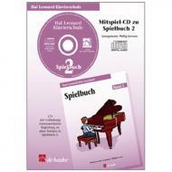 Kreader, B.: Hal Leonard Klavierschule Band 2 (nur CD)
