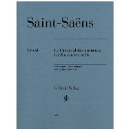 Saint-Saëns, C.: Le Carnaval des animaux