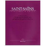 Saint-Saëns, C.: Danse macabre Op. 40