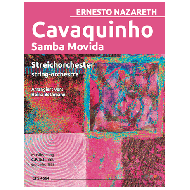 Nazareth, E.: Cavaquinho - Samba Movida