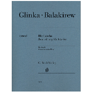Balakirew, M. / Glinka, M.: Die Lerche