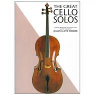 Webber, J.L.: The great cello solos
