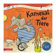 Simsa, M./Antoni, B.: Karneval der Tiere (+Audio-CD)