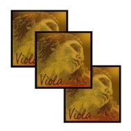 EVAH PIRAZZI GOLD Violasaiten D-G-C von Pirastro