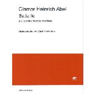 Abel, C. H.: Battaille