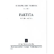Borris, S.: Partita  Op. 27/3
