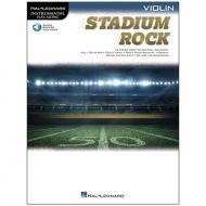Stadium Rock for Violin (+Online Audio)