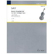 Say, F.: Gece Gezintisi Op. 93b (2020)