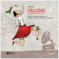 Eckes, J.: Itallegro (+Online Audio)