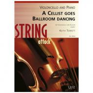 Terrett, K.: A Cellist goes Ballroom Dancing