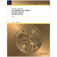 Crickboom, M.: Les Maîtres du Violon Vol. 6