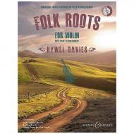 Davies, H.: Folk Roots for Violin (+CD)