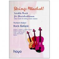 Strings Attached: Feibel, N.: Rock Ballade