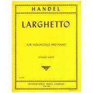 Händel, G. F.: Larghetto