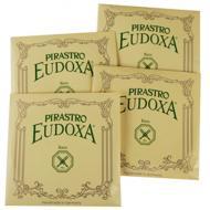 EUDOXA Basssaiten SATZ von Pirastro