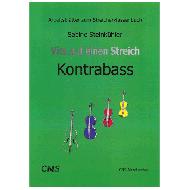 Steinkühler, S.: Vier auf einen Streich — Arbeitsblätter Kontrabass