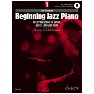 Richards, T.: Beginning Jazz Piano (+Online Audio) – Part 1