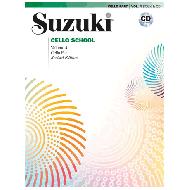 Suzuki Cello School Vol. 4 (+CD)