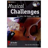 Musical Challenges (+2CDs)