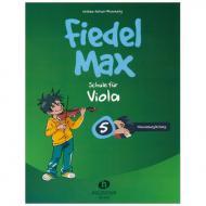 Holzer-Rhomberg, A.: Fiedel-Max 5 für Viola - Klavierbegleitung
