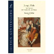 Fiala, J.: Sonata 1 C-Dur