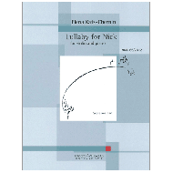 Kats-Chernin, E.: Lullaby for Nick