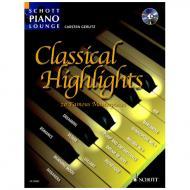Schott Piano Lounge – Classical Highlights (+CD)