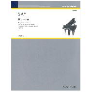 Say, F.: Kumru Op. 12,2