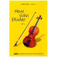 Pracht, R.: Neue Violin-Etüden op.15 Band 2
