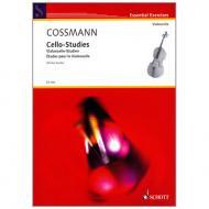 Cossmann, B.: Violoncello-Studien