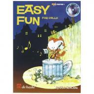 Moelker, R.: Easy Fun for Cello (+CD)