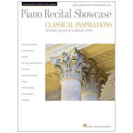 Piano Recital Showcase – Classical Inspirations